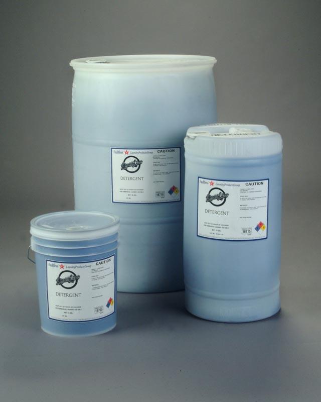 Liquid Line Detergent group